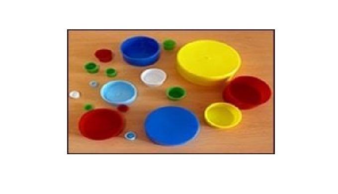 Inyección de plástico: tapones