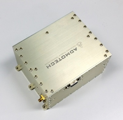 High Power Frequency Tunable Filter