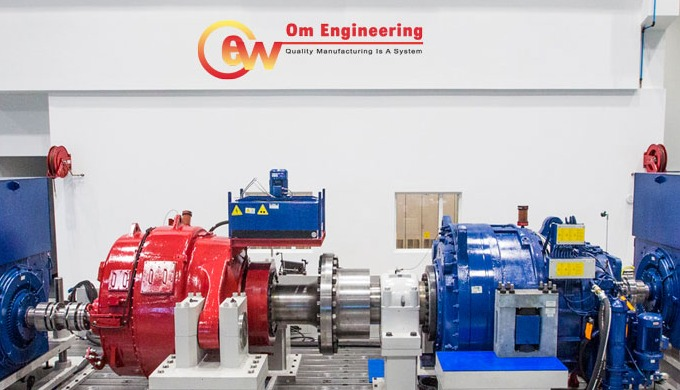 Om Engineering Works is an among the list of the largest industrial Gearbox Manufacturers in India. ...