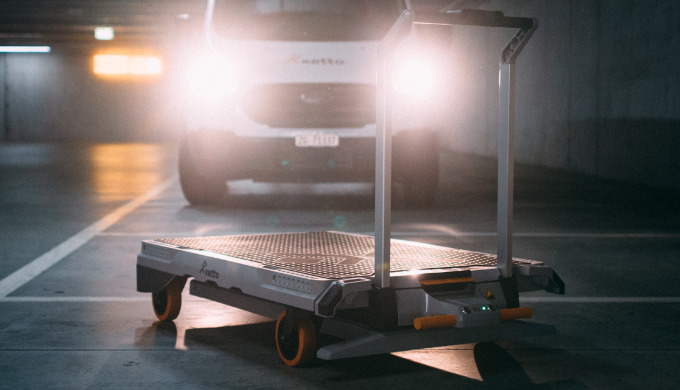 xetto® – a brilliant invention to move, load and unload your freight. An integrated solution has fin...