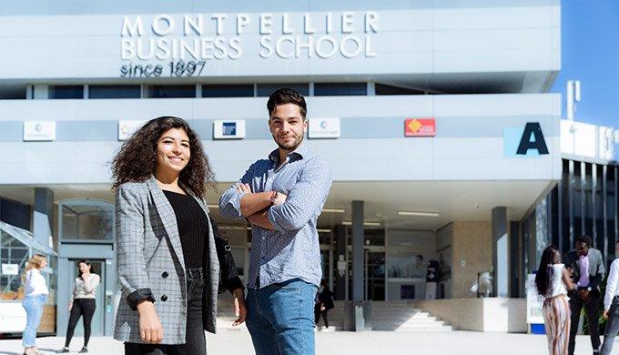 Accrédité AACSB, EQUIS et AMBA, le programme Grande Ecole de Montpellier Business School délivre un ...