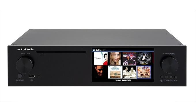 Pure Digital Music Server (X50D)