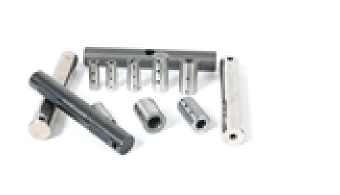 Automobile Transmission Parts_Differential Shaft