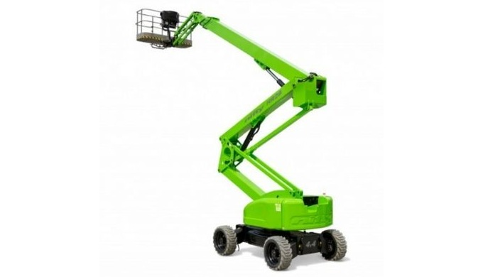 Our Nifty hybrid booms are ideal for both indoor and outdoor working environments. Boasting working ...