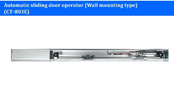 Automatic sliding door operator(CT-803E)