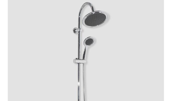Shower faucet type: single flower spillover Flower support type: belt lifting Installation way: hang...