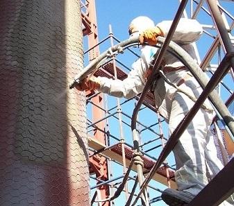 Sprayed Limpet Vermiculite - SLV