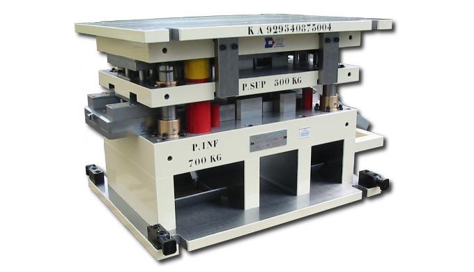 Fabriciation d'outils à suivre, outils conventionnels...