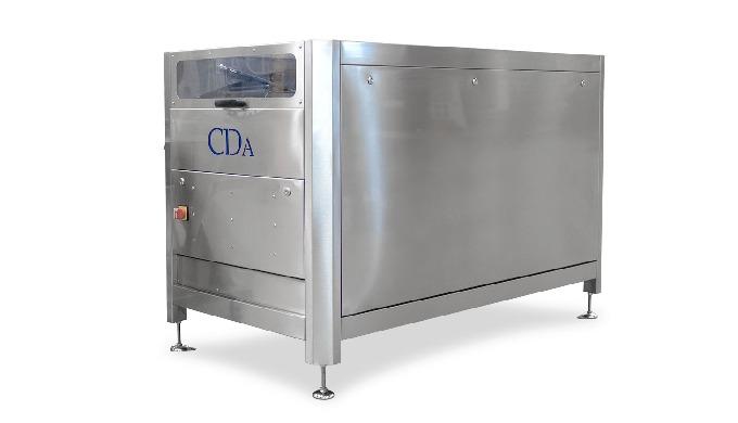 Conçu par CDA, ce bol d'alimentation automatique avec trémie est adapté aux flacons allant de 10 ml ...