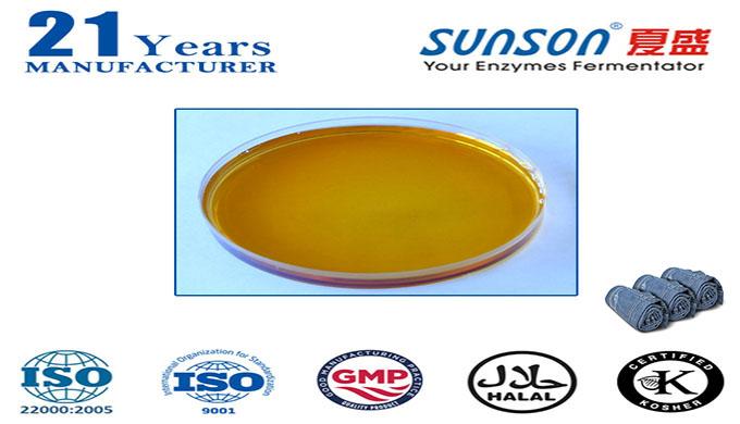 Introduction: Conzyme®HTAA25L is a liquid form hightemperature alpha amylase preparation. It is spec...