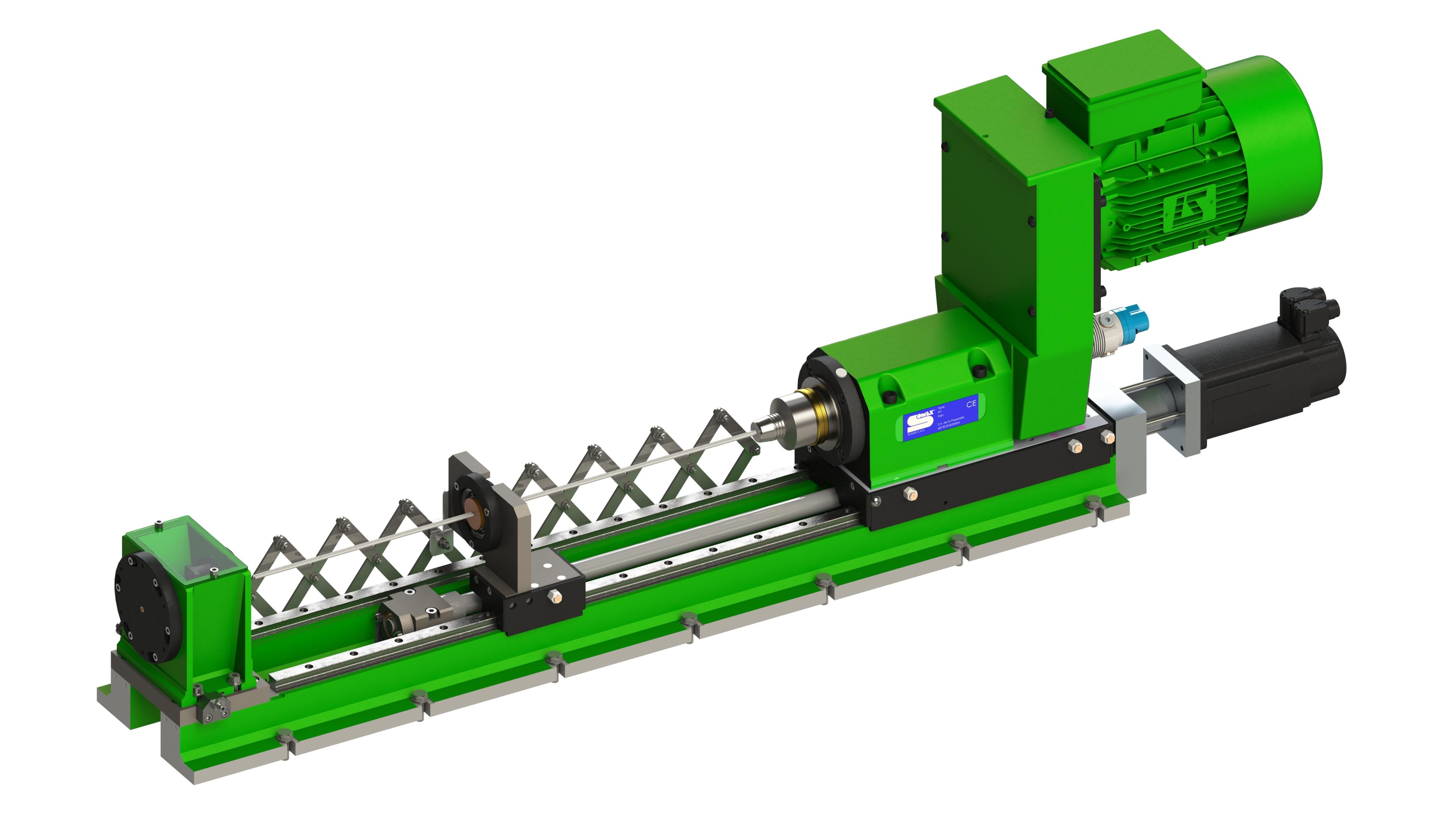 Unité de perçage profond Capacité de Ø6 à Ø12 mm dans acier 600N/mm² Profondeur de perçage ≤ 40xD, 5...