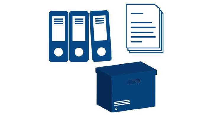 Destruction de documents confidentiels