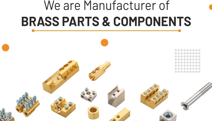 Are you looking for precision brass turned components for various industrial applications? GK Metals...