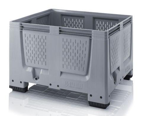 Containerele cu fanţe de ventilaţie sunt folosite pentru recoltare sau/şi depozitare a fructelor si ...