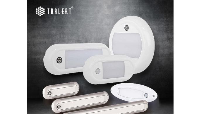 Waarom kiezen voor TRALERT® LED interieurverlichting? Breed assortiment, hoge kwaliteit, goede garan...
