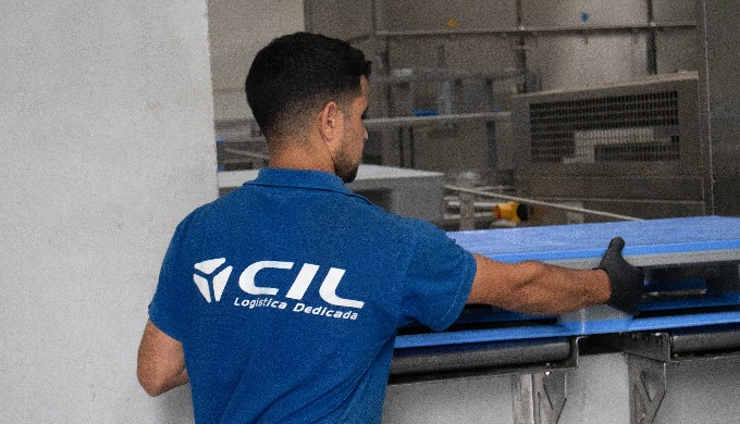 CIL Dedicated Logistics puts on your disposal 12,000m2 so that the processes of your reusable contai...