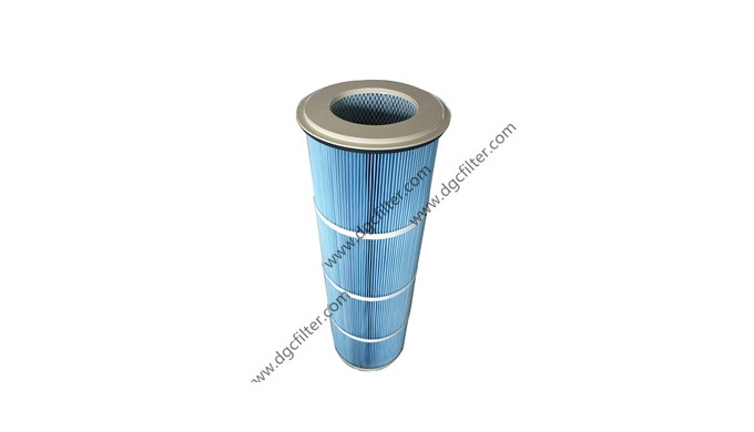 PTFE Filter Cartridge is a membrane-laminated polyester media. This media provides very high initial...