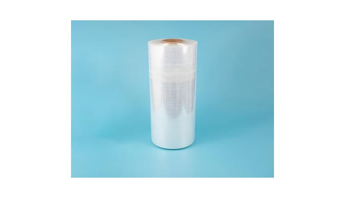 HongYan brand machine use stretch film produced from ExxonMobil Chemical Exxon and Dow Chemical Dow ...