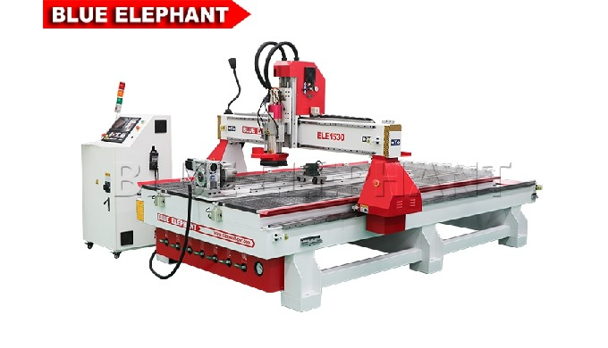 ELECNC-1530 Automatic 3D Wood Carving Machine