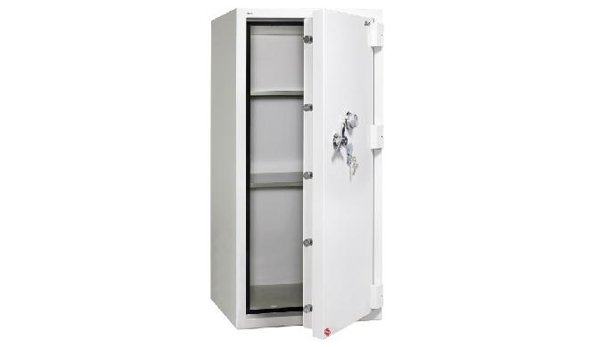 Anti Burglary & Fire Resistant Safes