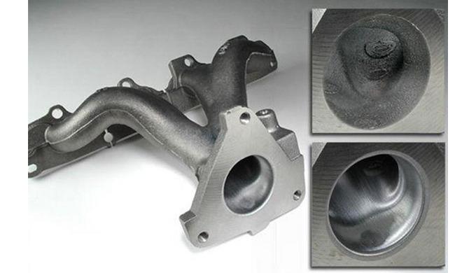 Die Erfolgsgeschichte von Extrude Hone begann 1965 mit der Entwicklung unseres patentierten Druckfli...