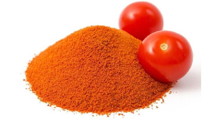 Tomato Powder has been made from fresh pulp of high quality of tomato. Tomato powder can replace fre...