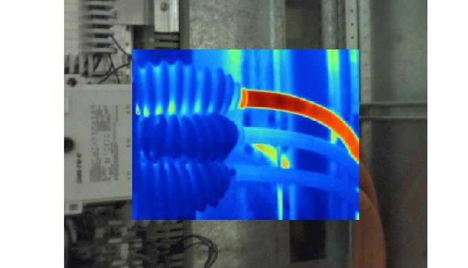 Thermografie Inspektion an elektrischen Anlagen