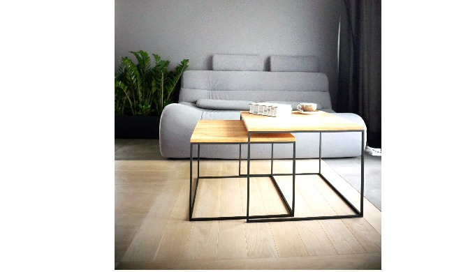 Pepper coffee tables