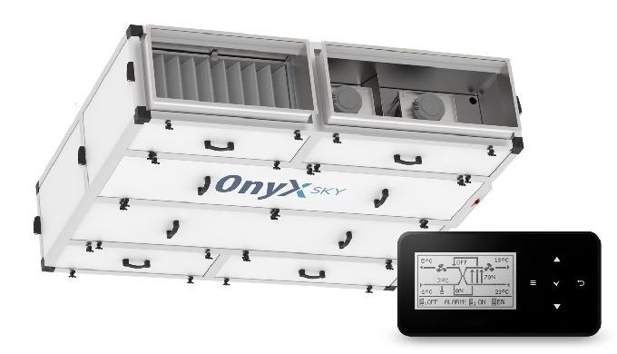 Rekuperator ONYX SKY 3000
