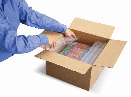 Les tubes d'air AirPouch intègrent notre système de perforations breveté EZ-Tear™ permettant de les ...