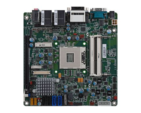 Rich I/O: 2 Intel GbE, 2 COM, 4 USB 3.0, 4 USB 2.0 Expansion: 1 PCIe x16, 1 Mini PCIe 2 Independent ...