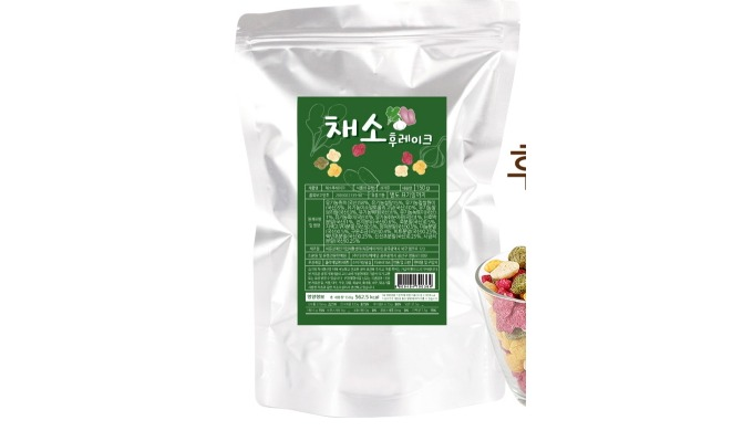 Cereal(Organic Cereals Vegetables Flake)