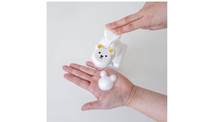 Teddy bear Handwash Set  Liquid soap