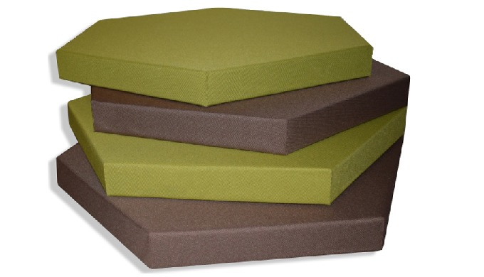 Beelive Acoustic Panel with fabric finish is a design solution for acoustic treatment. The product's...