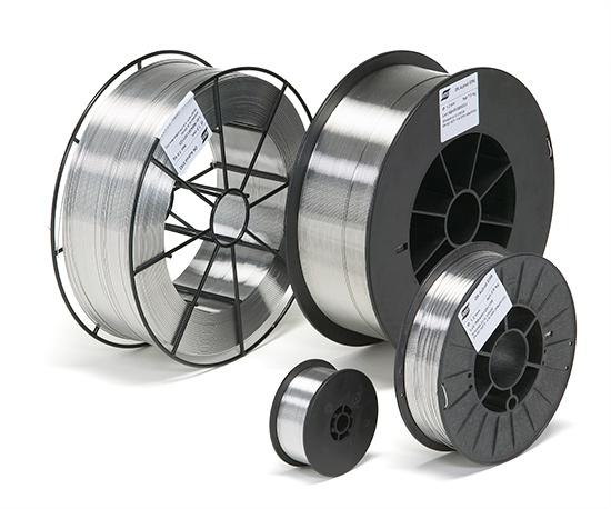 Svařovací elektrody a dráty pro svařování TIG, MIG, MAG