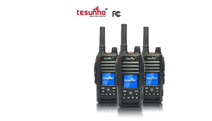 TH-388 is a powerful 2way radio, popular in professional applications. Real-time positioning to real...