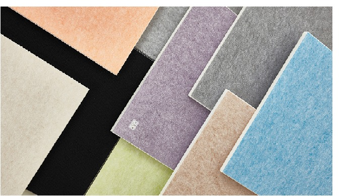 Deco Board, Polyester Acoustic Panel