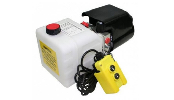 Hydraulic DC Power Packs