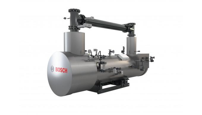 - Umweltfreundliche Erzeugung von Dampf aus verfügbarer Abhitze - Perfekte Ergänzung für Energiekonz...