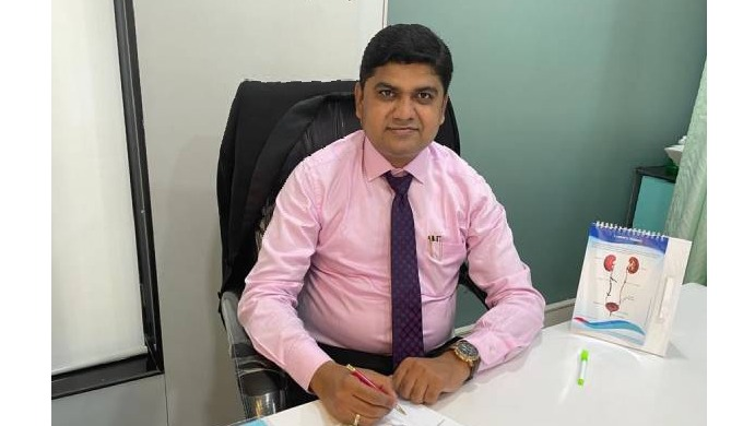 Dr. Nandkishor Raut is an eminent Urologist, Andrologist, and Laparoscopic Urosurgeon in Talegaon, P...