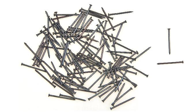 2X35 Steel Nail