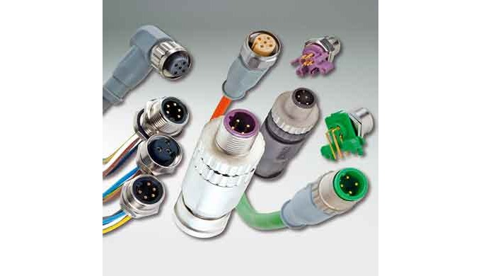 Más de 50.000 variantes de diferentes conectores: Conectores D-SUB. Conectores IP67 D-SUB. IP67/RJ45...