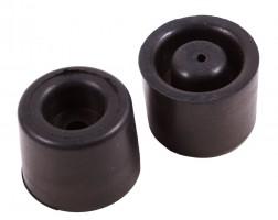 Gumové dorazy – výrobce FRAM spol. s r.o. se zabývá lisováním tvarových gumových výrobků do velikost...