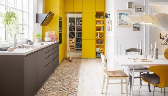 Schüller is one of the top environmentally-friendly quality German kitchens manufacturers in Europe....