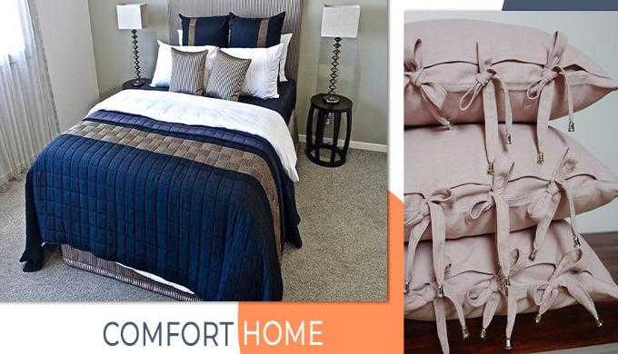 Постельное белье Made in Ukraine: история создания Comfort Home