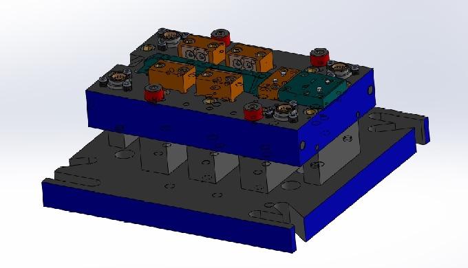 Fabrication d'outils de découpe et d'emboutissage