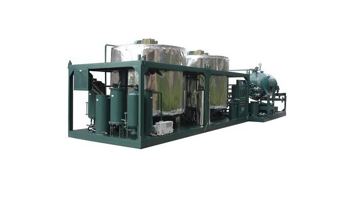 Engine oil regeneration system Index nameunitK1000K2000K5000K10000 Flow rateL/Day10002000500010000 R...