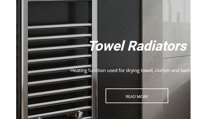Towel radiators, electric, domestic