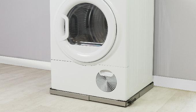 Heavy Duty Washing Machine Fridge Freezer Appliance Rollers Trolley Wheeled