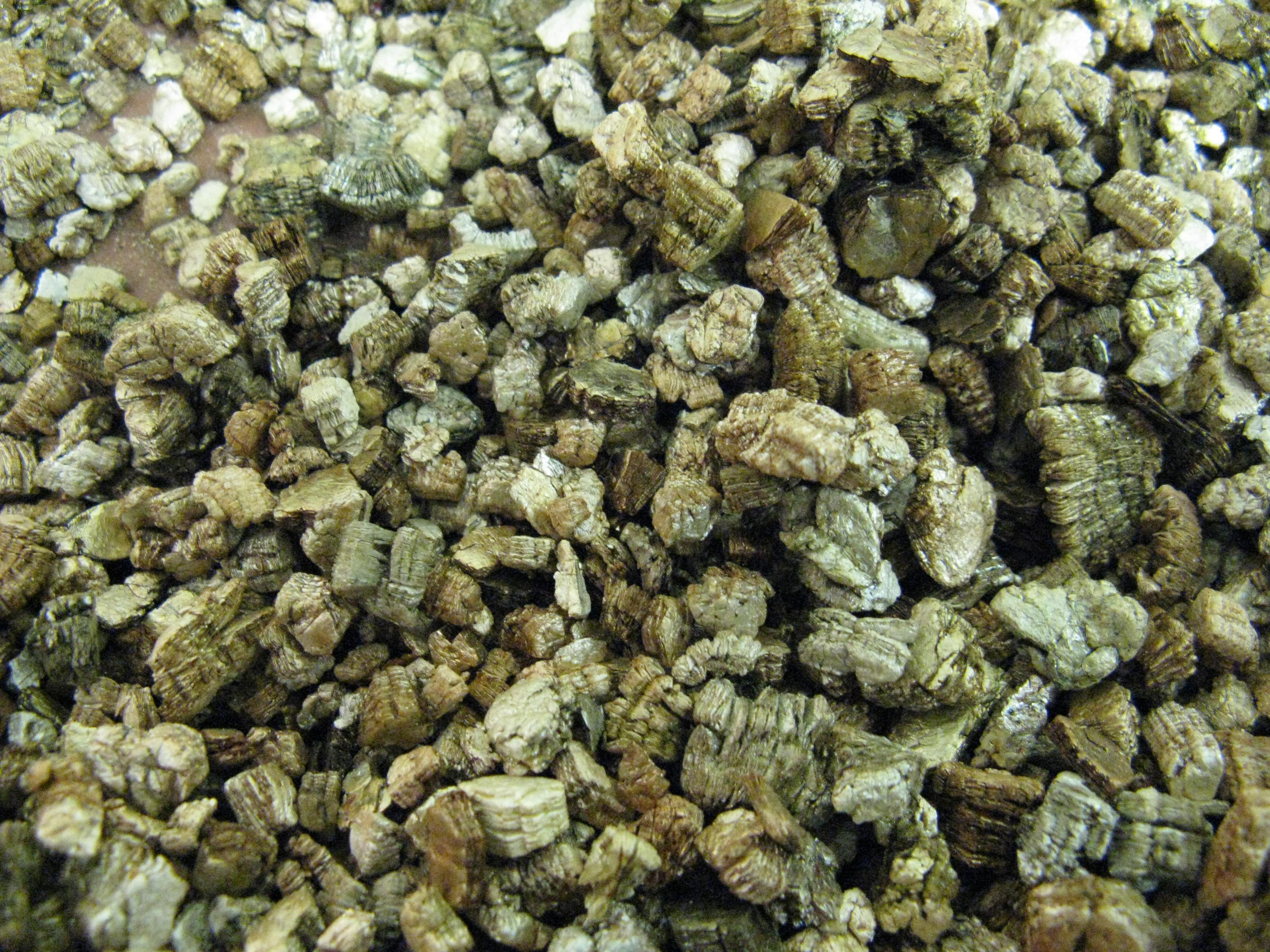 Vicafil - Exfoliated Vermiculite